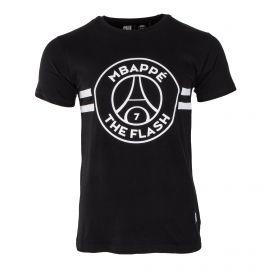 Tee shirt mc mbappe team flash Homme PSG