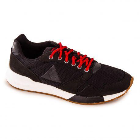 Baskets noir/rouge 1722054 Homme LE COQ SPORTIF marque pas cher prix dégriffés destockage