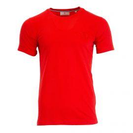 Tee shirt manches courtes Apat Homme CHRISTIAN LACROIX marque pas cher prix dégriffés destockage