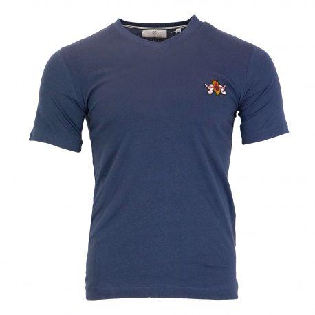 Tee shirt manches courtes Armand Homme CHRISTIAN LACROIX marque pas cher prix dégriffés destockage