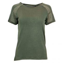 Tee shirt mc tcw2808f Femme BEST MOUNTAIN