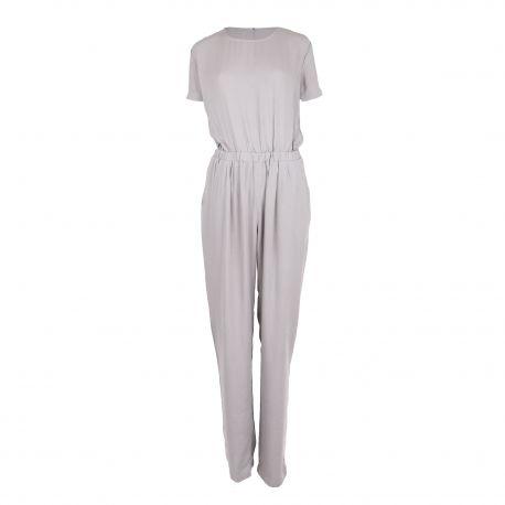 Combinaison pantalon grise Femme AMERICAN VINTAGE marque pas cher prix dégriffés destockage