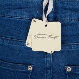 Jean skinny bleu Femme AMERICAN VINTAGE marque pas cher prix dégriffés destockage