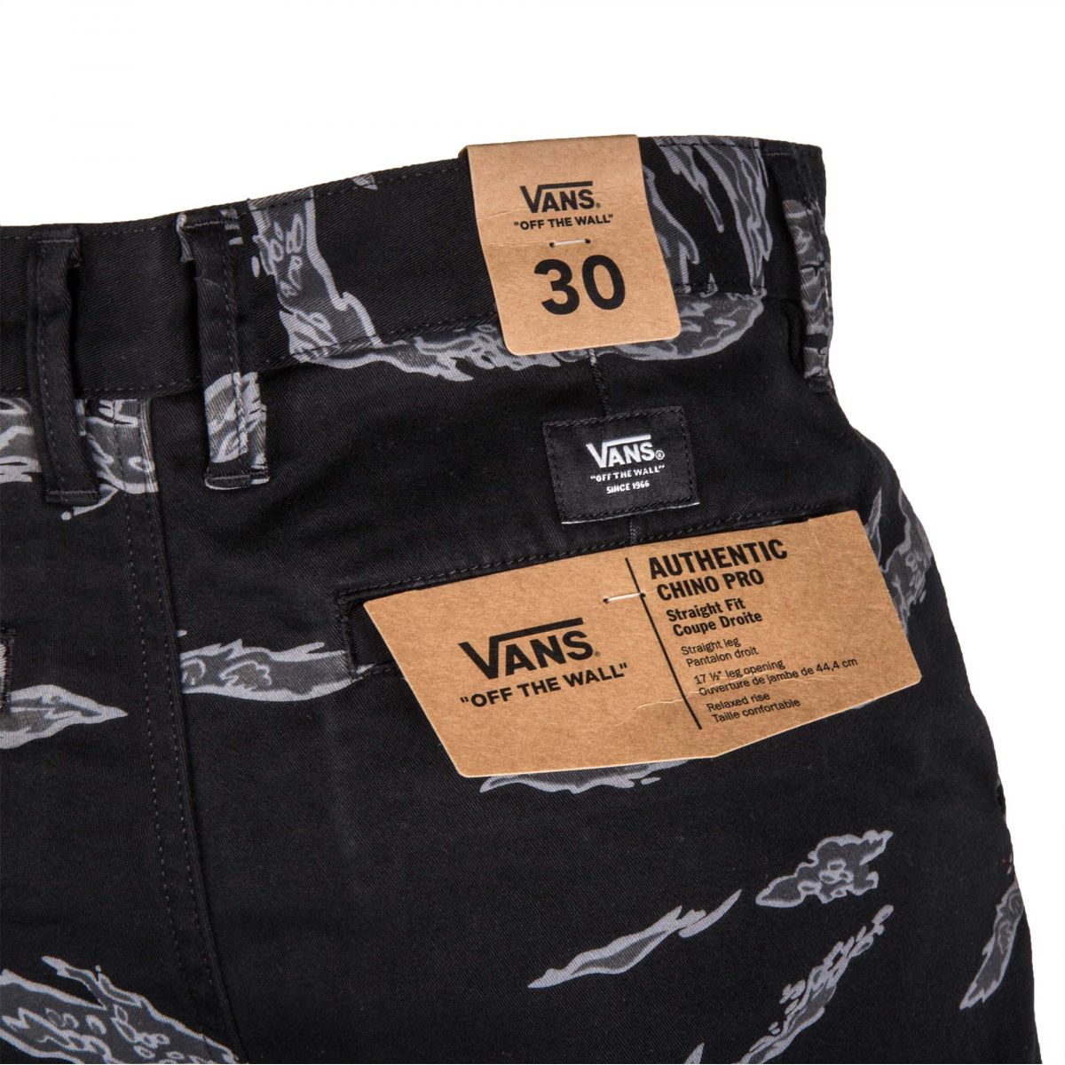 chino homme vans