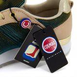 Baskets beige Travis Femme COLMAR marque pas cher prix dégriffés destockage