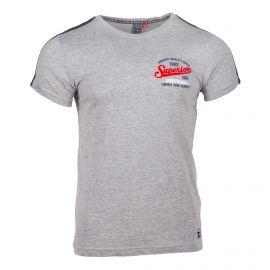Tee-shirt mc manor Homme BLAGGIO