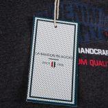 Tee-shirt manches courtes merintan Homme BLAGGIO marque pas cher prix dégriffés destockage