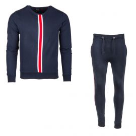 Ensemble jogging jetil navy Homme HITE