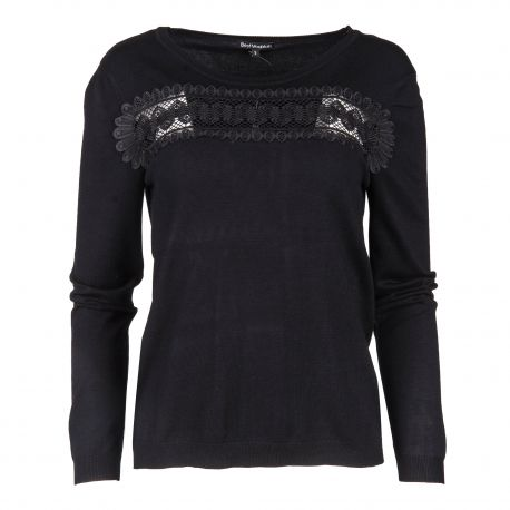 Pull fin manches longues Femme BEST MOUNTAIN