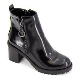 Bottine noir 58604-c47168 39/41 Femme MUSTANG