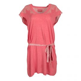 Robe rose manches courtes Femme ZADIG & VOLTAIRE