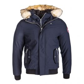 Blouson micky navy Homme PARAGOOSE