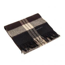 Echarpe 30 x 180 cm 100% laine Homme AZZARO