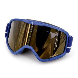 Masque ski bleu Catégorie 3 Beau temps Adulte CEBE
