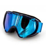 Masque de ski bleu Catégorie 2 temps nuageux Enfant BOLLE