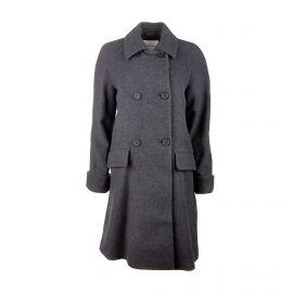 Manteau croisé manches raglan poches rabat Femme AMERICAN VINTAGE marque pas cher prix dégriffés destockage