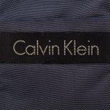 Sacoche bi-matière pm zippée Homme CALVIN KLEIN marque pas cher prix dégriffés destockage