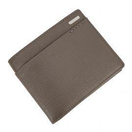 Portefeuille porte-carte pm logo Homme CERRUTI marque pas cher prix dégriffés destockage