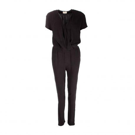 Combinaison pantalon manches courtes Femme AMERICAN VINTAGE marque pas cher prix dégriffés destockage