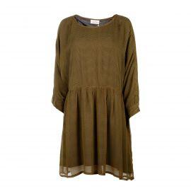 Robe longue ml peo105 Femme AMERICAN VINTAGE marque pas cher prix dégriffés destockage