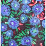 Haut manches courtes imprimé fleurs Femme AMERICAN VINTAGE marque pas cher prix dégriffés destockage