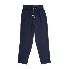 Pantalon taille smockée cordon ceinture Femme AMERICAN VINTAGE marque pas cher prix dégriffés destockage
