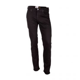 Jean Daren zip fly regular straight noir l707 pc47 Homme LEE marque pas cher prix dégriffés destockage