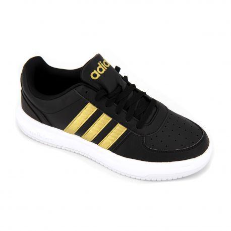 BASKETS CUT BLACK/GOLD EE3826 Homme Adidas marque pas cher prix dégriffés destockage