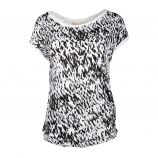 Tee shirt MC imprimé R550 KIP83 Femme AMERICAN VINTAGE