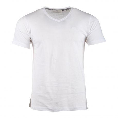 Tee shirt manches courtes bresilia-a Homme CHRISTIAN LACROIX marque pas cher prix dégriffés destockage