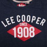 Tee shirt manches courtes Enfant LEE COOPER marque pas cher prix dégriffés destockage