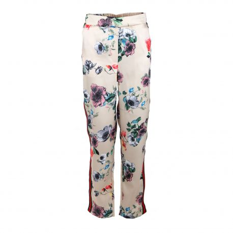 Pantalon pt s1910f imprimé fleurs léger Femme BEST MOUNTAIN marque pas cher prix dégriffés destockage