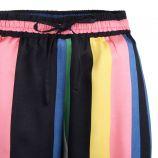 Pantalon 7/8ème ptc s1917f fluide taille élastique Femme BEST MOUNTAIN marque pas cher prix dégriffés destockage