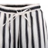 Pantalon 7/8ème ptc s1929f rayé léger Femme BEST MOUNTAIN marque pas cher prix dégriffés destockage