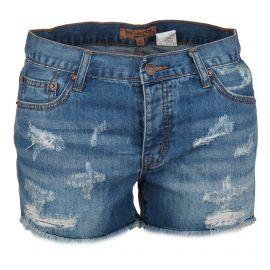 Short jean sh s1802f vintage Femme BEST MOUNTAIN marque pas cher prix dégriffés destockage