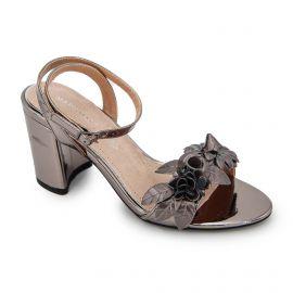 Sandales a talons megara espejo plomo 67438 Femme MARIAMARE