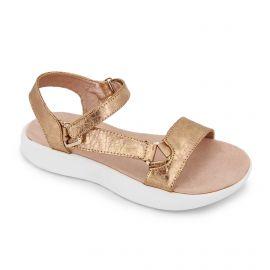 Sandales hawai mivi oro rosa 67561 Femme MARIAMARE