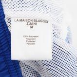 Short de bain zuani poches zippées tricolores Homme BLAGGIO marque pas cher prix dégriffés destockage