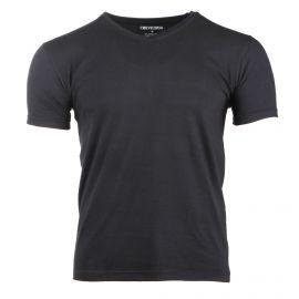 Tee- shirt manches courtes col v ajusté tario Homme CHEVIGNON marque pas cher prix dégriffés destockage