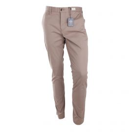 Pantalon toile chino coton strech droit Denton Homme TOMMY HILFIGER marque pas cher prix dégriffés destockage
