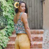 Pantalon pt s1939f uni léger Femme BEST MOUNTAIN
