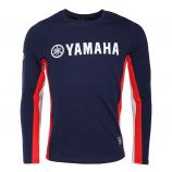 Tee shirt ml long/b Homme YAMAHA