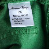 Jean coton doux stretch skinny Femme AMERICAN VINTAGE marque pas cher prix dégriffés destockage