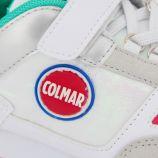Basket white multicolor supreme dream y37 Enfant COLMAR marque pas cher prix dégriffés destockage