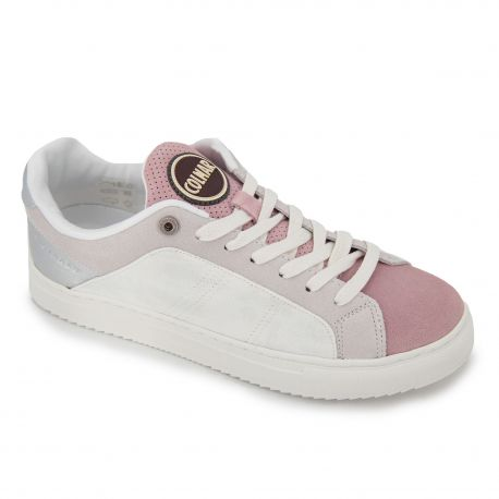 Basket pink brabury prime 120 Femme COLMAR marque pas cher prix dégriffés destockage