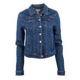 Blouson jeans 14042859 Femme VILA marque pas cher prix dégriffés destockage