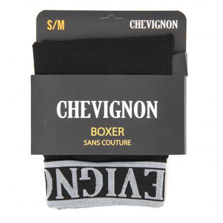 Boxer confort stretch sans couture Homme CHEVIGNON marque pas cher prix dégriffés destockage