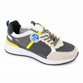 BASKET GREY LIME WAVE 018 T40 A 45