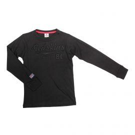 Tee shirt ml 7115186 t8 a 16 ans Enfant REDSKINS marque pas cher prix dégriffés destockage