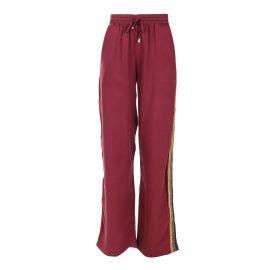 Pantalon loose léger taille élastique cordon Femme LA PETITE ETOILE marque pas cher prix dégriffés destockage